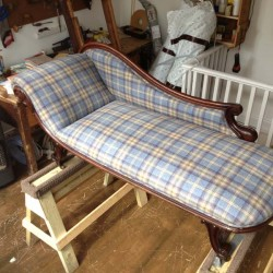 Re-Upholstery Example