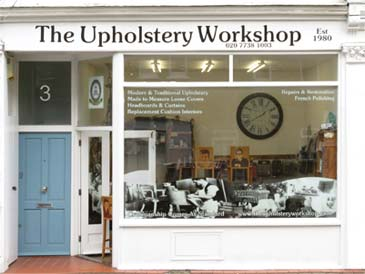 The Upholstery Workshop